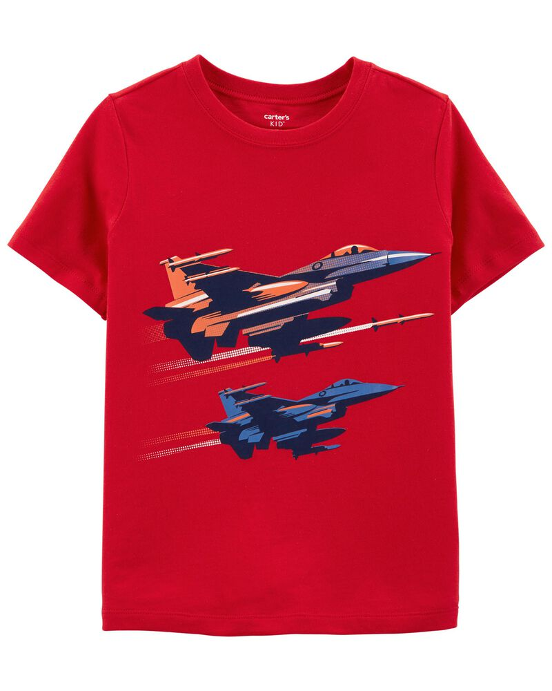 T-shirt en jersey Jets, , hi-res