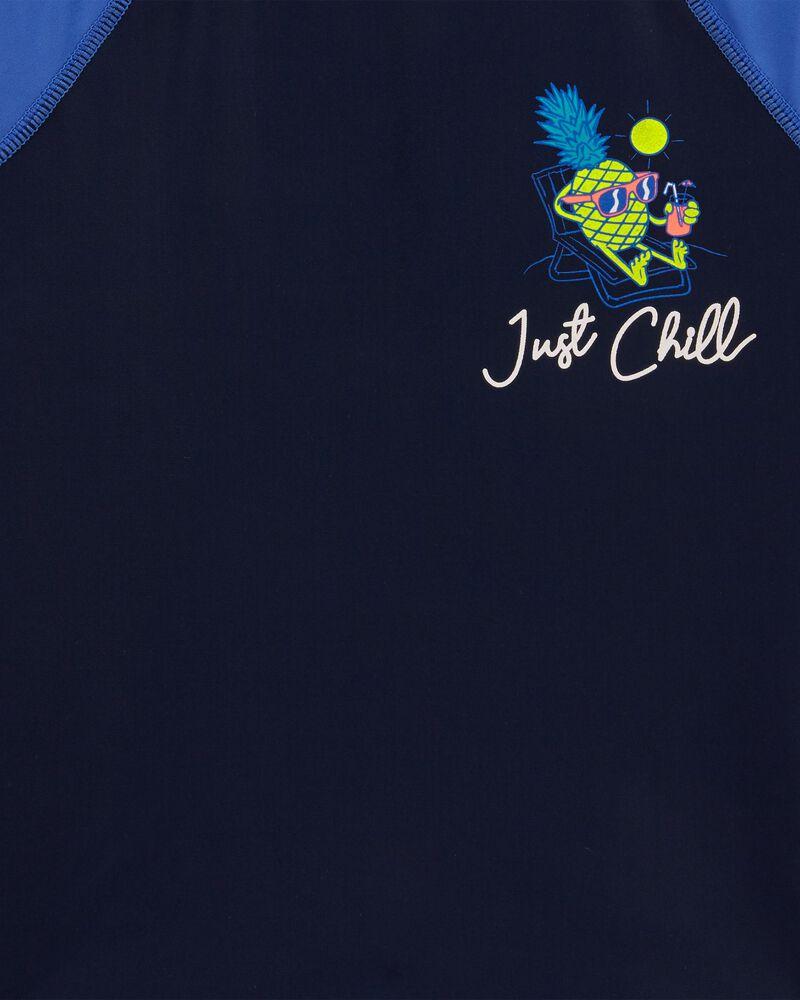 Maillot dermoprotecteur raglan Just Chill, , hi-res