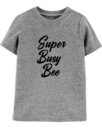 Super Busy Bee Jersey Tee