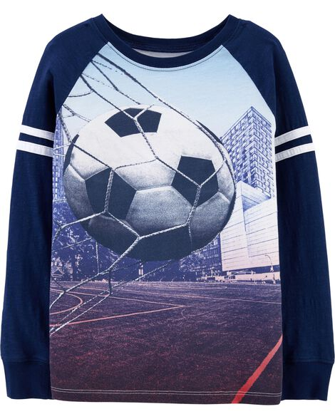 Soccer Graphic Tee