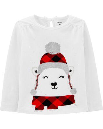 Polar Bear Jersey Tee