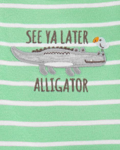 3-Piece Alligator Little Character Set