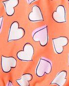 Heart Romper, , hi-res