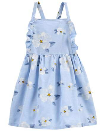Daisy Linen Dress