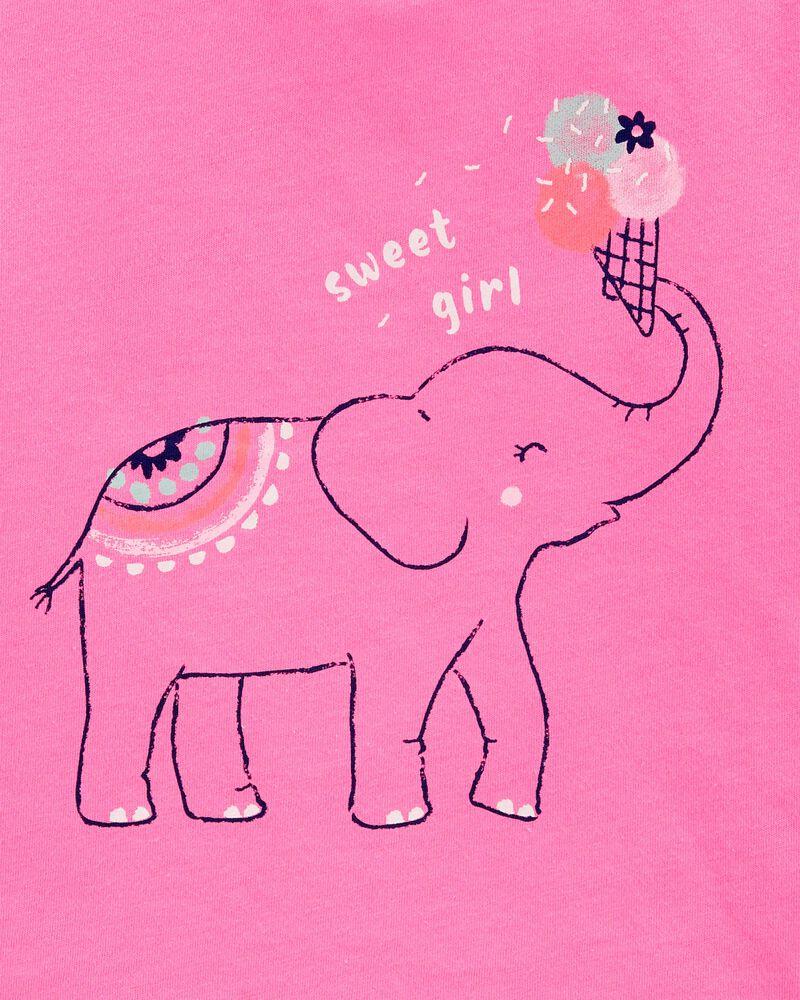 Elephant Jersey Tee, , hi-res