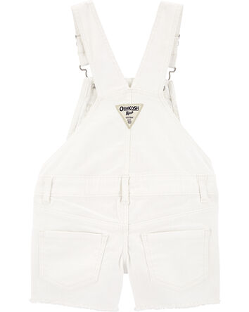 Embroidered Shortalls