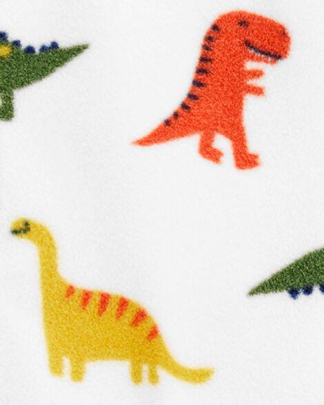 Dinosaurs Snap-Up Fleece Sleep & Play