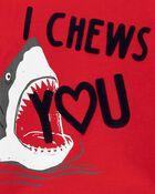 I Chews You Jersey Tee, , hi-res