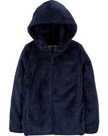 Uniform Hooded Jacket