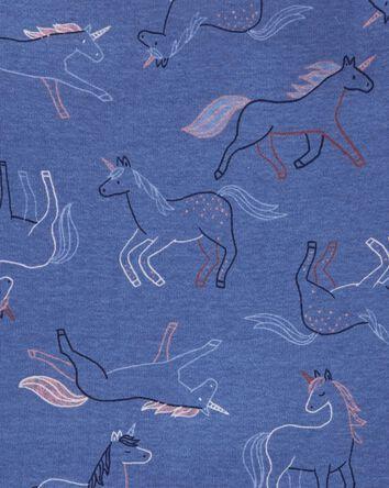 Pyjama 4 pièces en coton ajusté à l...
