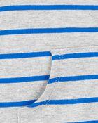 Combinaison en jersey bouclette à glissière, , hi-res