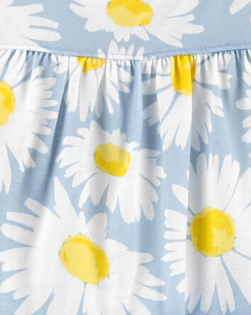 3-Piece Daisy Loose Fit PJs