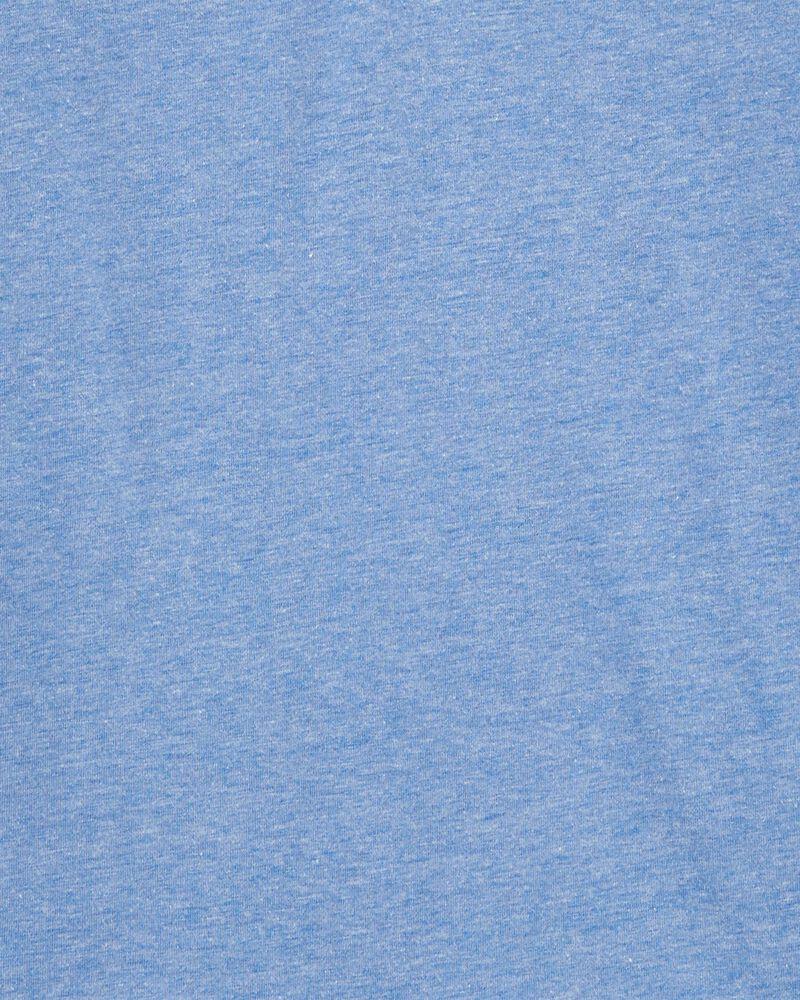 Haut henley chiné de couleurs contrastantes, , hi-res