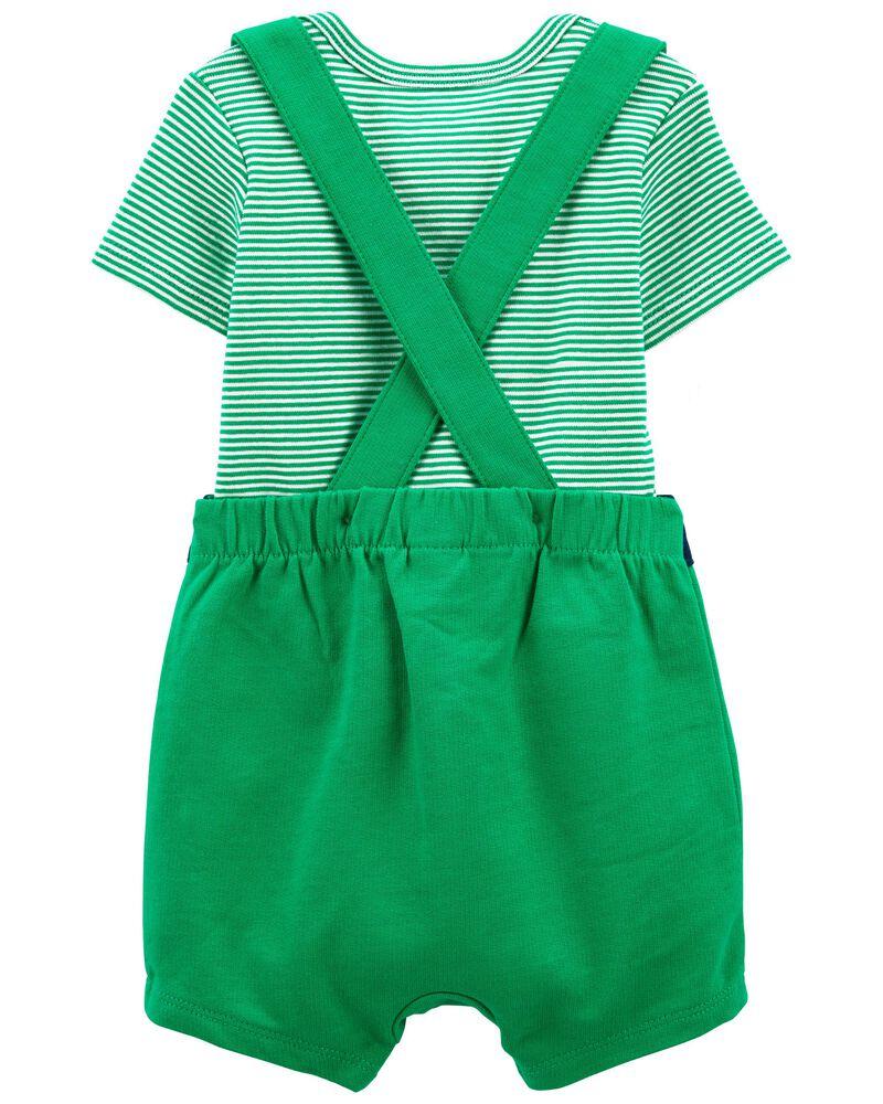 3-Piece St. Patrick's Day Outfit Set, , hi-res