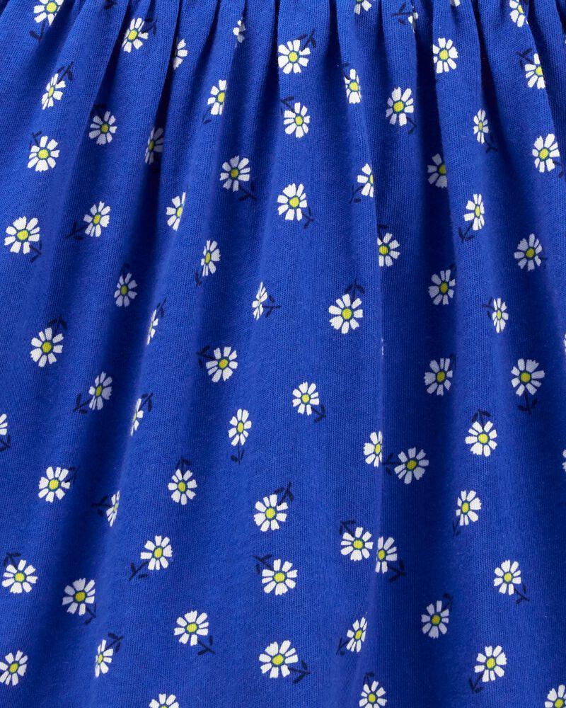 Ensemble 2 pièces robe fleurie et legging, , hi-res