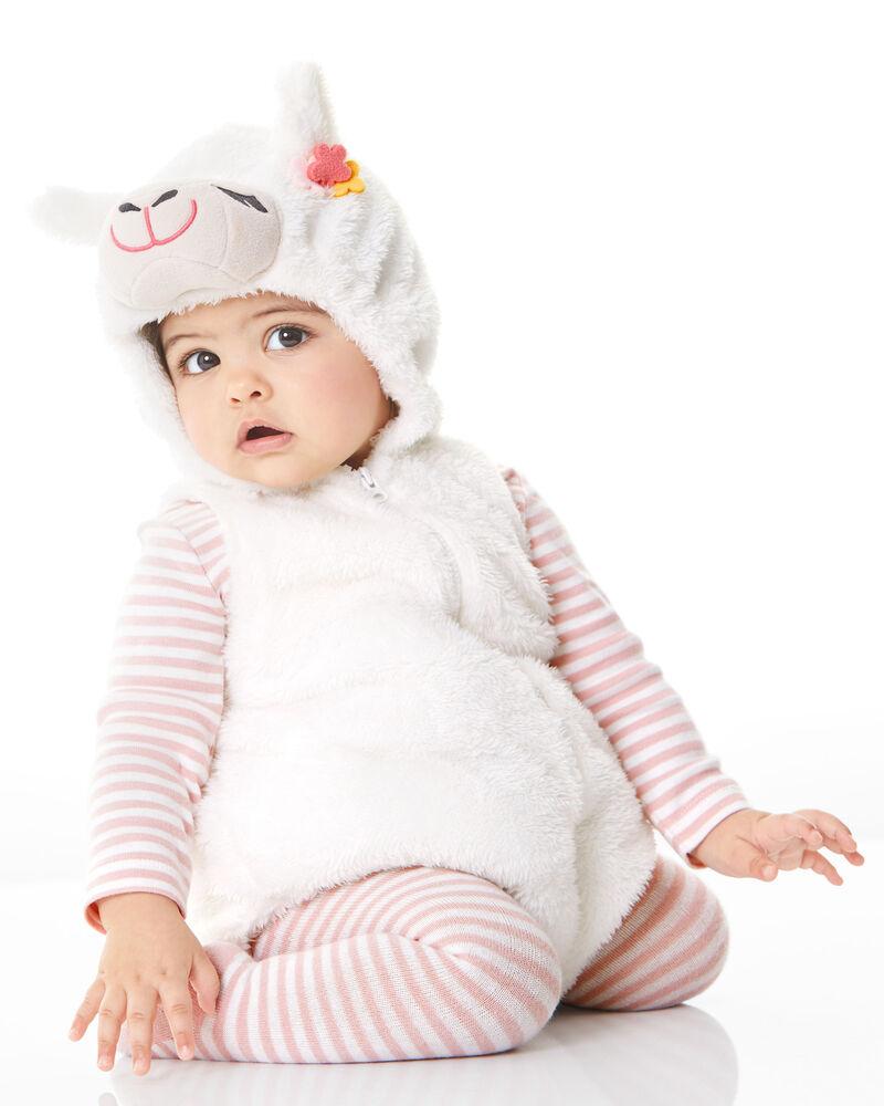 CK1403 Lovely Llama Girls Cute Plush Animal Halloween Book Week Party Costume