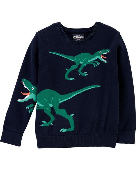 Dinosaur Sweater
