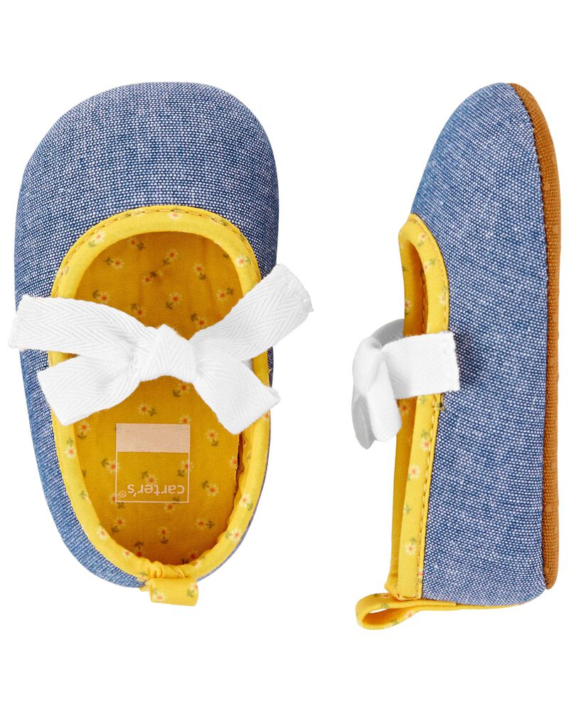 Mary Jane Baby Shoes, , hi-res