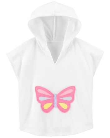 Hooded Butterfly Cover-Up