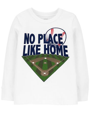 No Place Like Home Baseball Jersey...
