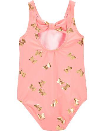 Golden Butterfly Swimsuit
