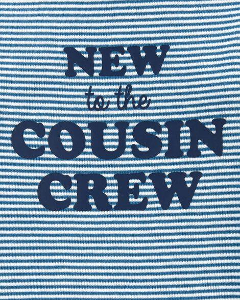 New To The Cousin Crew Original Bodysuit