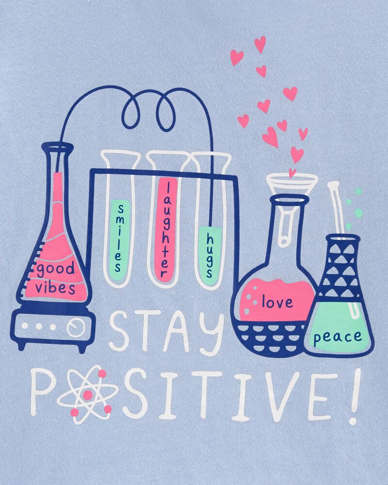 T-shirt en jersey Science, , hi-res