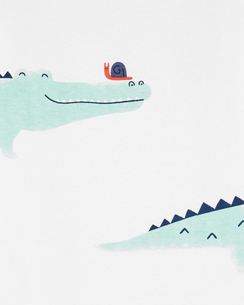 Alligator Original Bodysuit, , hi-res
