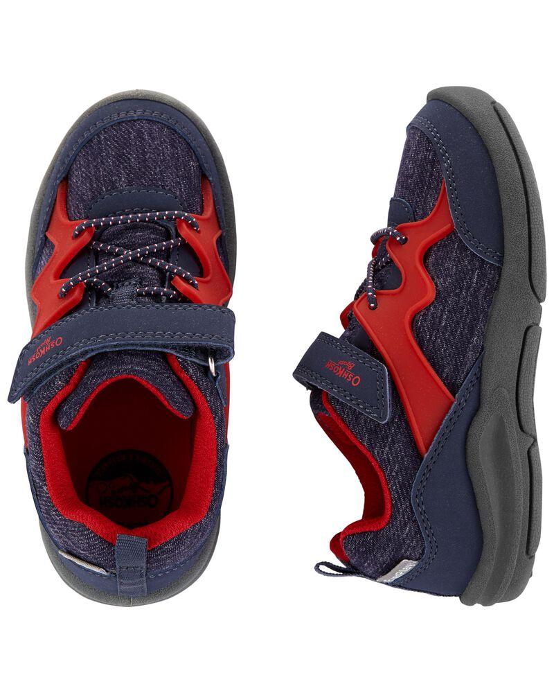 Denim Sneakers, , hi-res