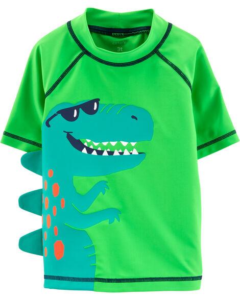 Dinosaur UV Swim Shirt