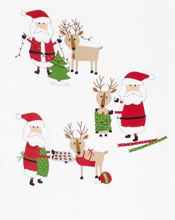 Pyjama 2 pièces père Noël