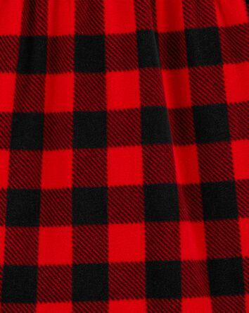 Buffalo Check Matching Nightgown &...