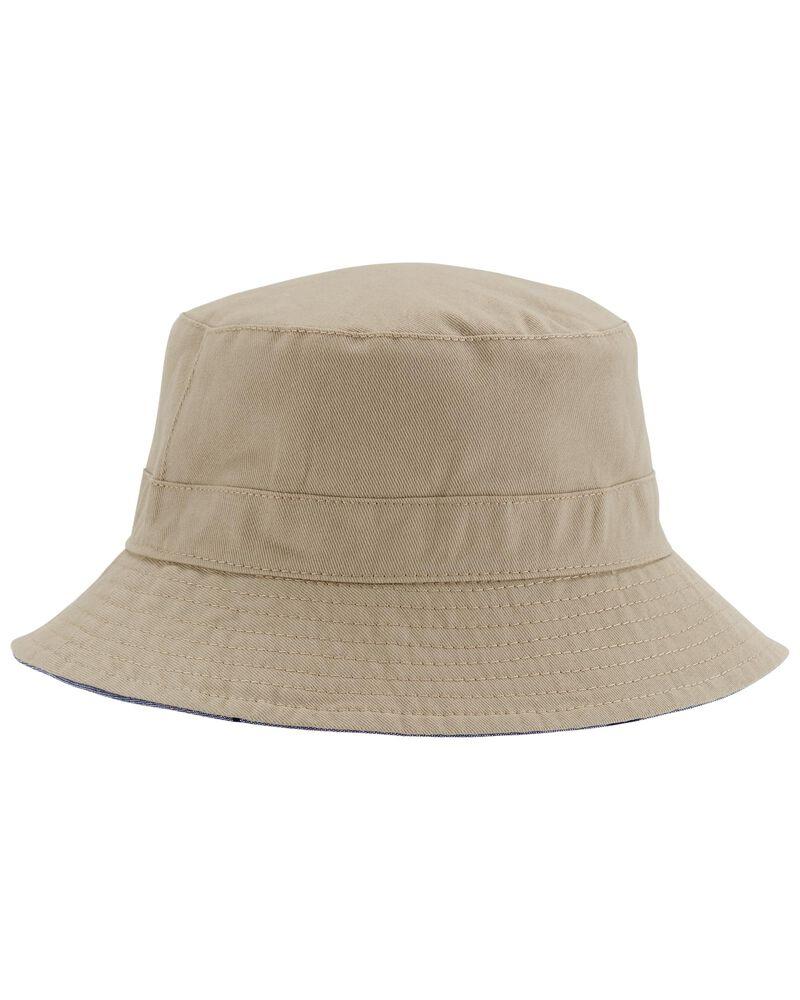 Chapeau cloche réversible à motif requin, , hi-res