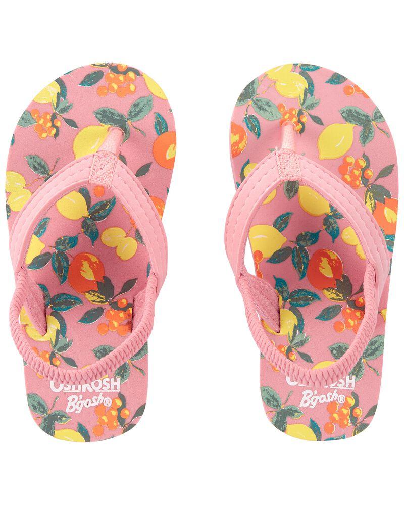 Sandales de plage à agrumes, , hi-res
