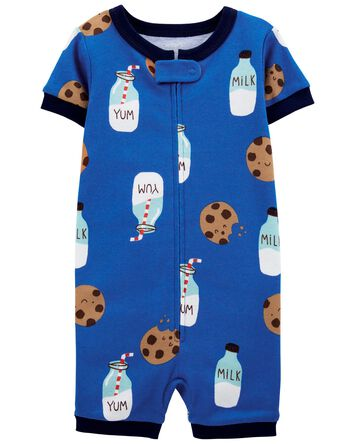 1-Piece Milk & Cookies 100% Snug Fi...