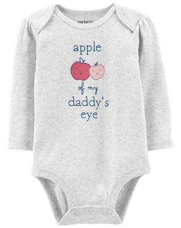 Apple Of Daddy's Eye Bodysuit