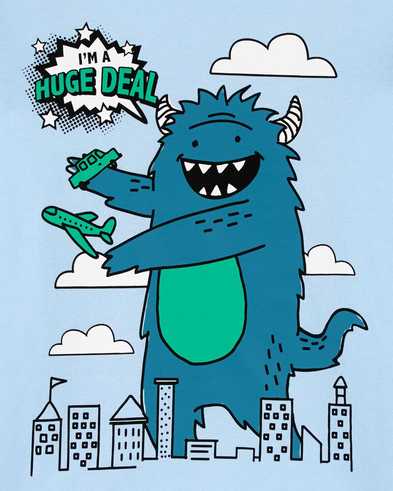 Monster Jersey Tee, , hi-res