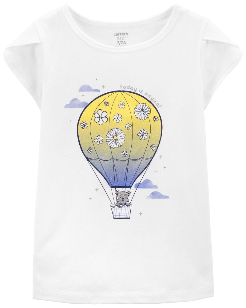 Hot Air Balloon Jersey Tee, , hi-res