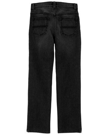 Jeans en denim extensible - coupe é...