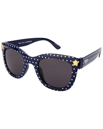 Starry Polka Dot Sunglasses