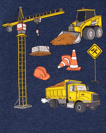 Construction Jersey Tee