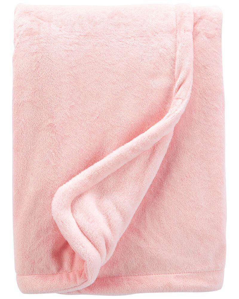 Bunny Fuzzy Plush Blanket, , hi-res