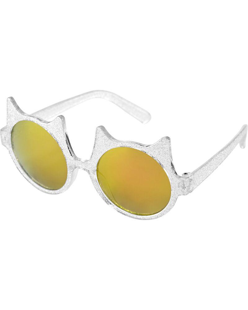 Glitter Cat Sunglasses, , hi-res