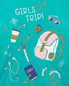 T-shirt en jersey Girl Trip, , hi-res