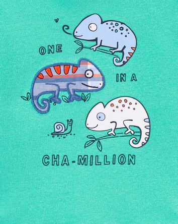 3-Piece Chameleon Little Short Set