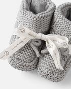 Chaussons en tricot épais, , hi-res
