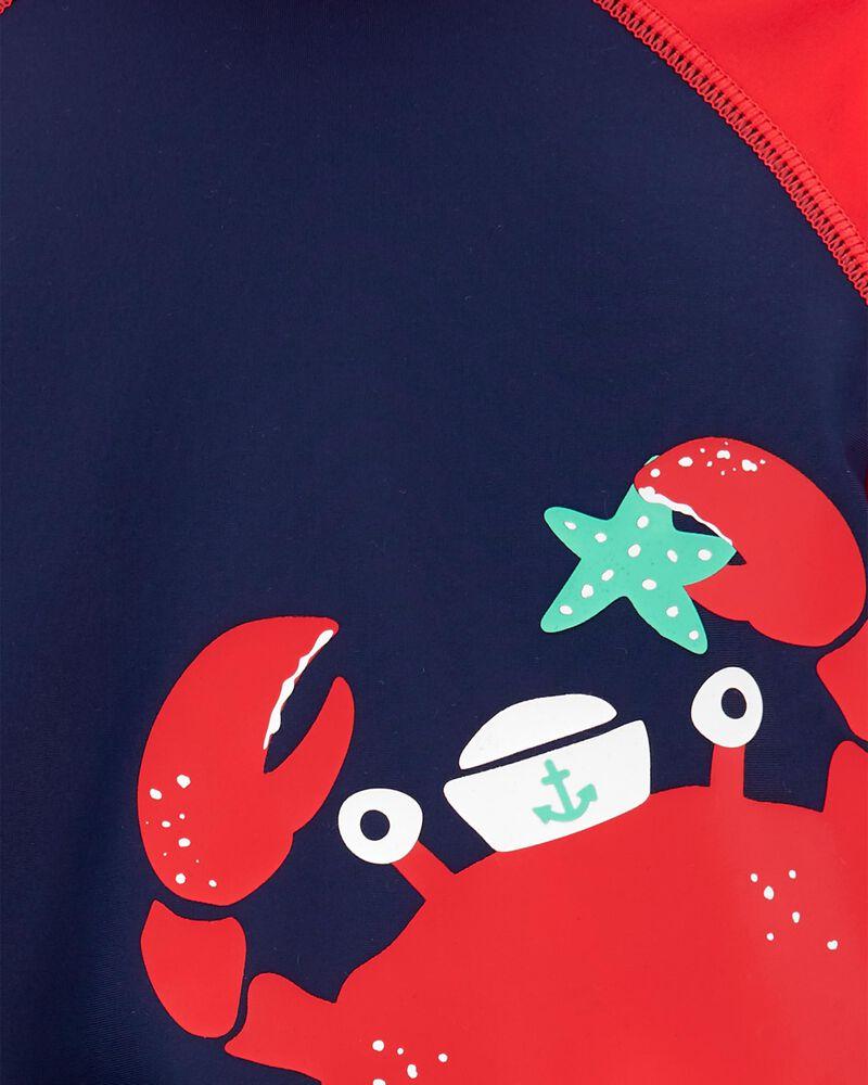 Crab Rashguard Set, , hi-res