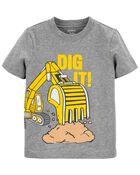 T-shirt en jersey Dig It , , hi-res