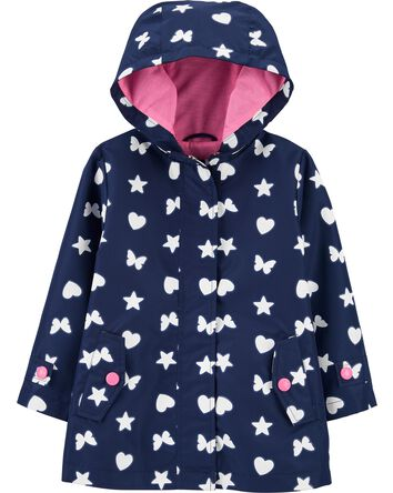 Butterfly Colour-Changing Raincoat