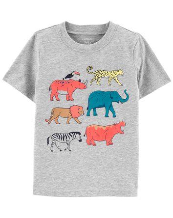 Animals Jersey Tee